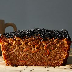 A Carrot Cake with Personality (and Crunch! and Style!)