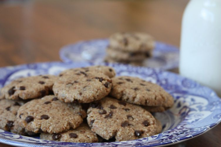 Gluten Free Chocolate Chip Breakfast Cookies
