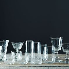 The Glassware You Really Need at Home