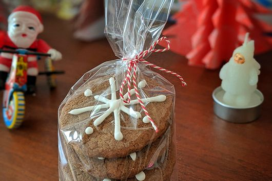Swedish Pepparkakor (Gingersnap but better!) Cookies