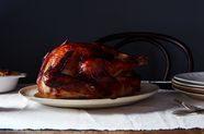 Gin Brined Turkey