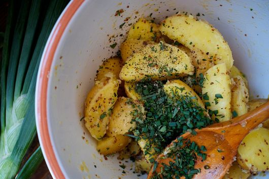 Fresh Herb Potato Salad