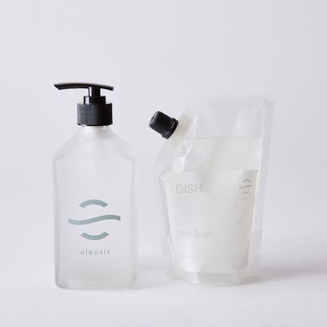 All-Natural Organic Dish Soap and Refill