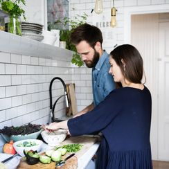 Inside Green Kitchen Stories' Stockholm Kitchen