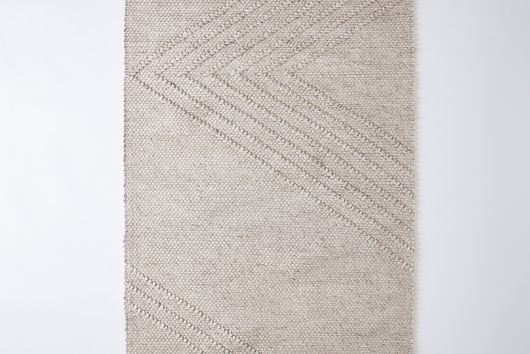 Hand-Knotted Wool Avro Rug