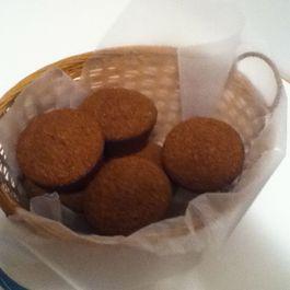 Ginger Molasses muffins