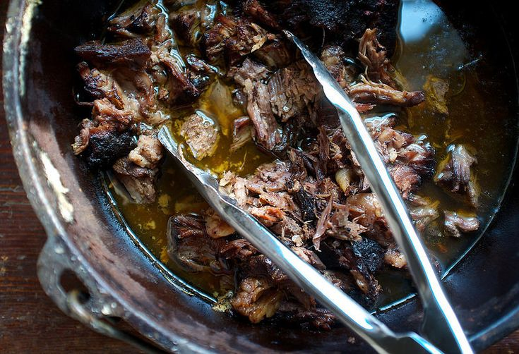 Barbacoa Beef + A Barbecue with a Big Reveal