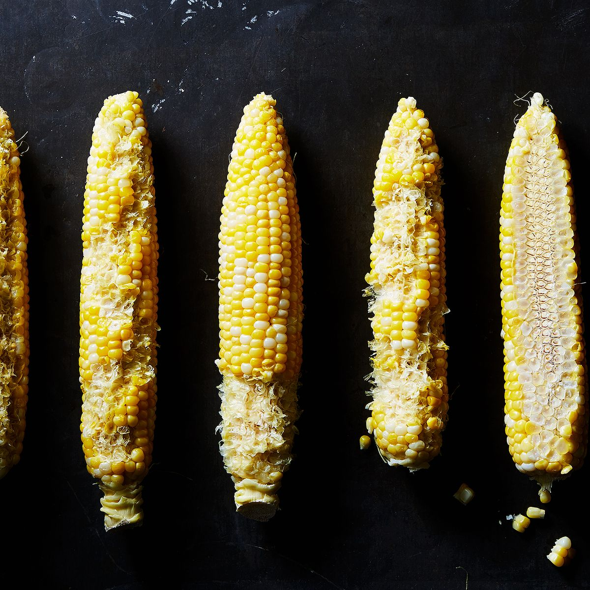 Is There A Right Way To Eat Corn On The Cob