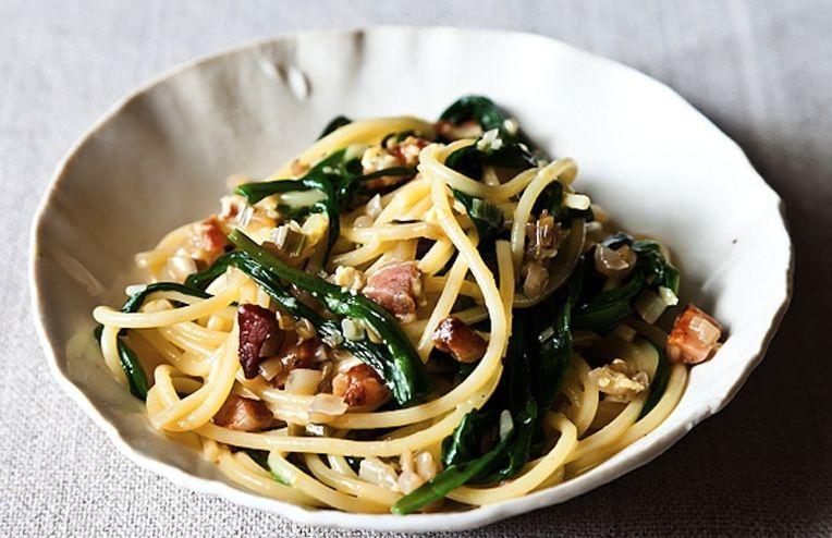 11 Recipes Starring Springy Greens