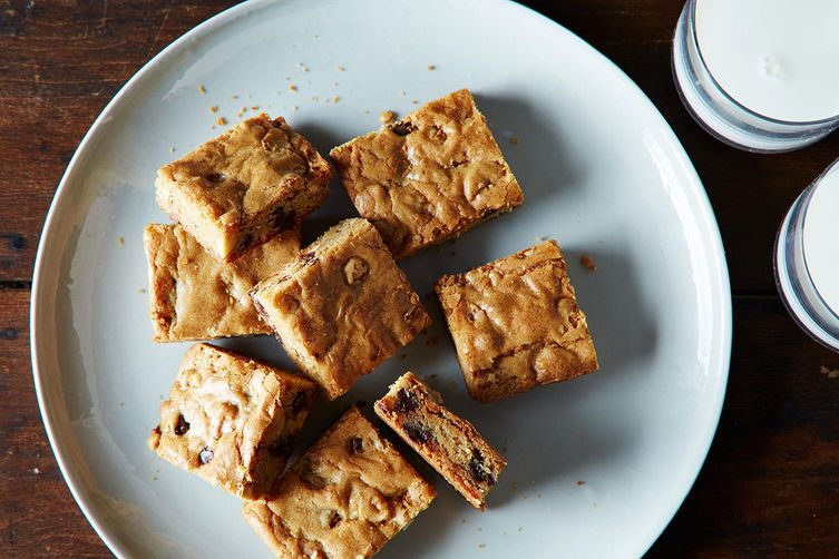 Blondies on Food52