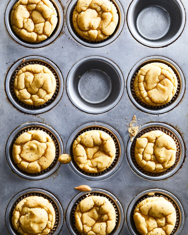 Who doesn't love a muffin with a secret or two?