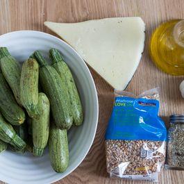 Zucchini by Cindy