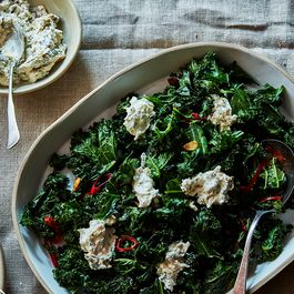 Ottolenghi Does a Strange, Genius Thing For More Delicious Kale