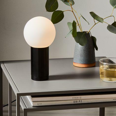 Turn On Table Lamp