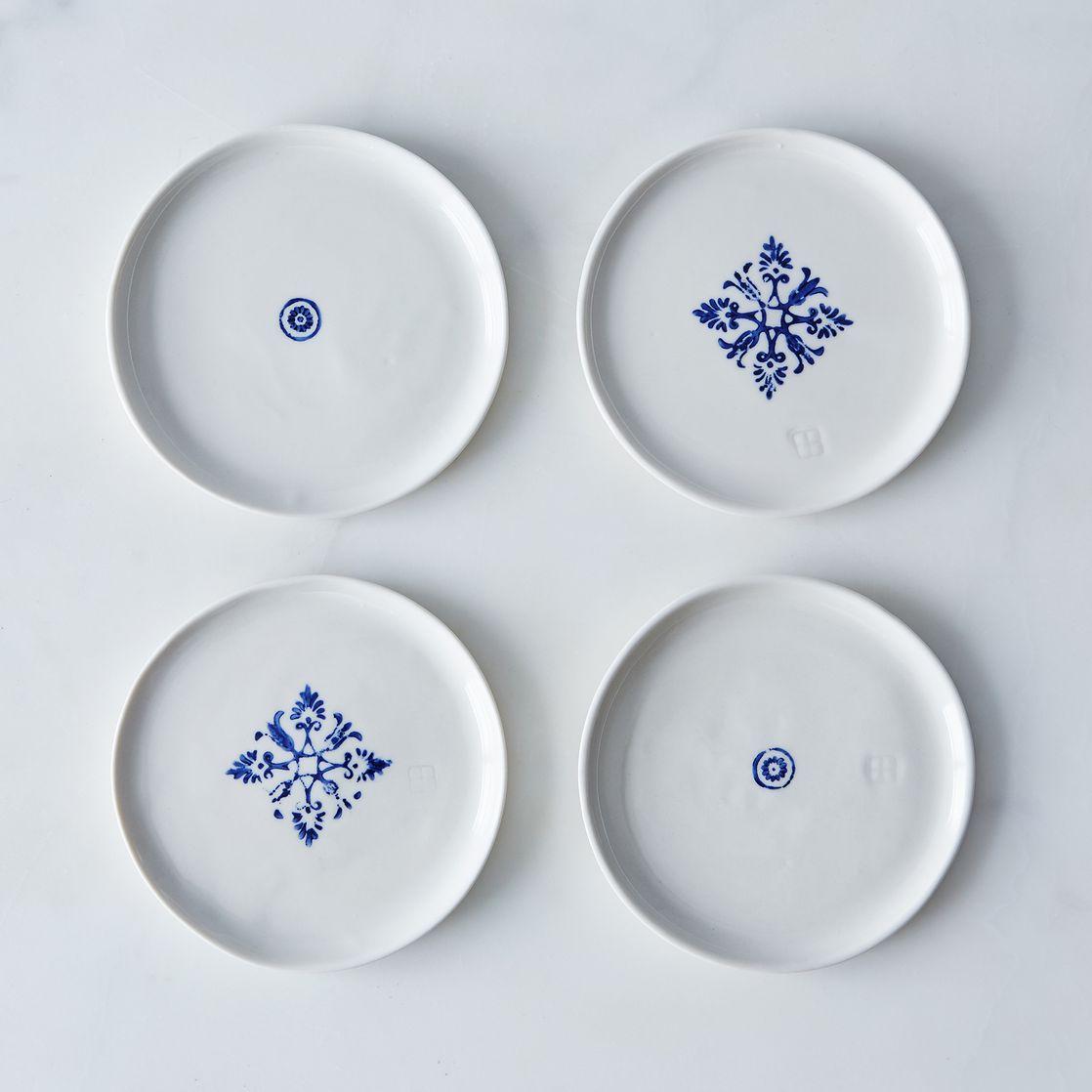 porcelain dessert plates (set of ) on food - porcelain dessert plates (set of )