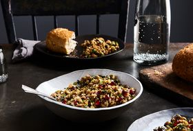 A Pomegranate-Studded Olive Relish to Put on Everything