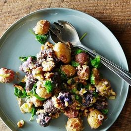 Fc89aacb 14a0 43d8 b634 37c3838592c5  roasted potato salad with mustard walnut vinaigrette