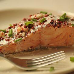 Dinner Tonight: Salmon + Addictive Asparagus
