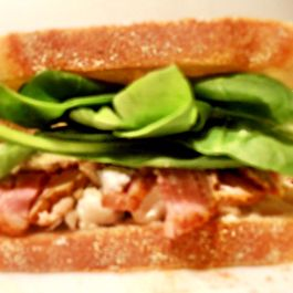 sandwiches by Cathy