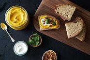 Hard Squash Hummus
