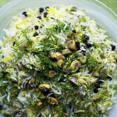 Ottolenghi's Saffron Rice