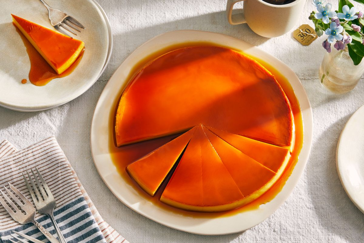 The Leche Flan That Helped 3 Generations Of Women Find