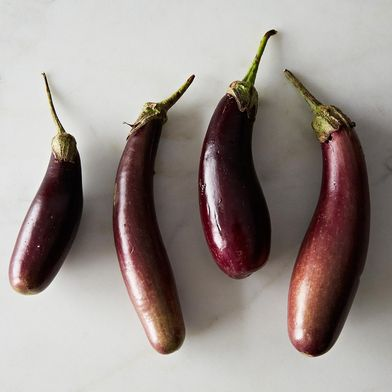 The Simplest Way to Turn an Eggplant into Dinner
