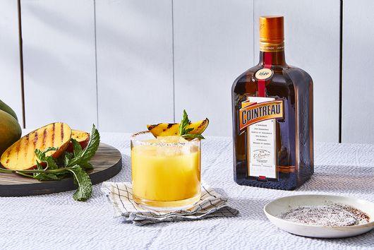 Grilled Mango Margarita
