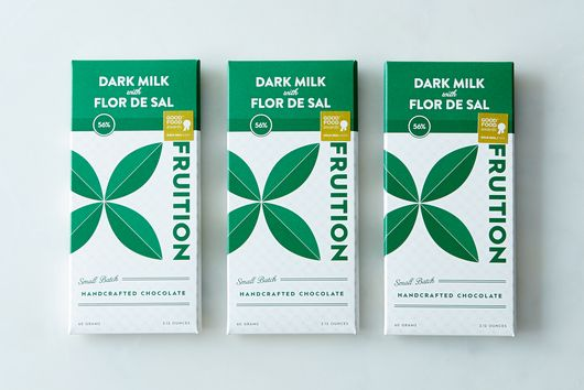 Dark Milk with Flor de Sal (3 Bars)