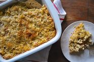 Pizza-Macaroni and Cheese: 2 Comfort Foods, Together as 1