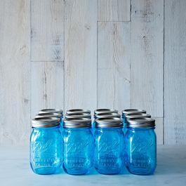 Blue Ball American Heritage Collection Pint Mason Jars (Set of 12)