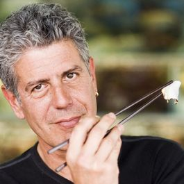 Bourdain by erinely