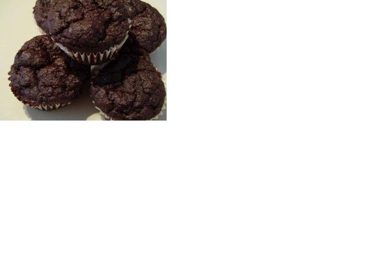 Healthy Chocolate Quinoa cupcakes