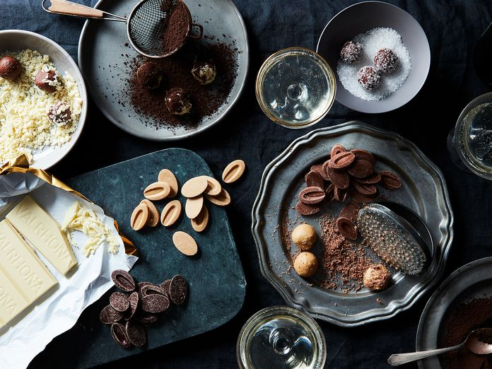Our Latest Chocolatey #f52grams Was Packed with Cakes, Parfaits, and More