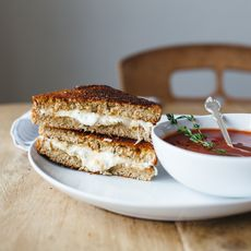 Labneh Grilled Cheese