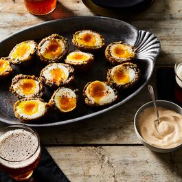 Why You Should Serve Scotch Eggs at Your Next Party