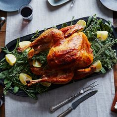Barbara Kafka's Simple Roast Turkey