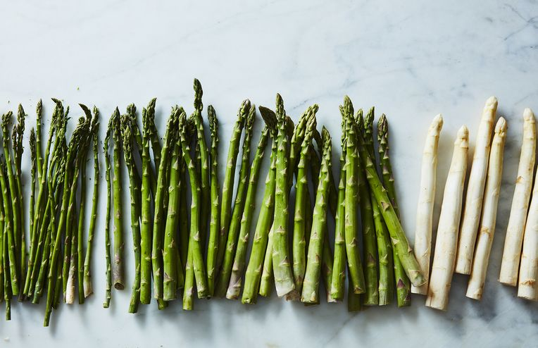 A Guide to Cooking Every Asparagus, From the Straggly to the Chunky