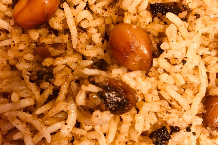 Tangy Tamarind Rice- A Traditional South-Indian Recipe
