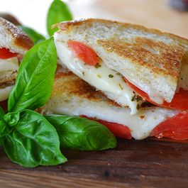 27de7703 50b3 4c10 b0fe d8e9e94424f9  mozzarella tomato grilled cheese sandwich