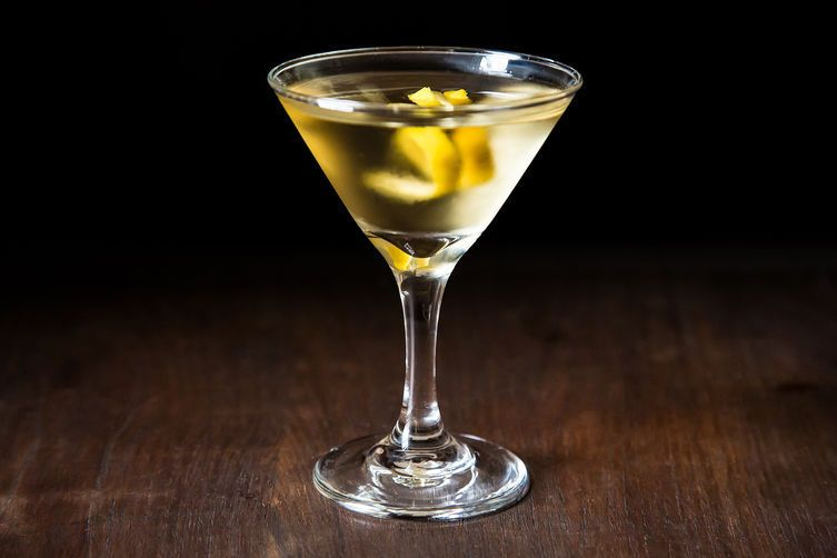 The History Of The Martini Food History 101