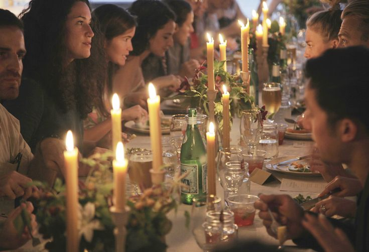 How We Hosted a Genius Dinner Party for 30