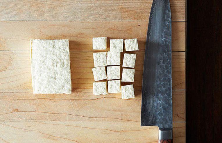 An Ode to Tofu