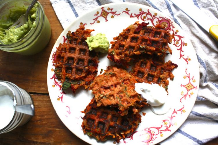 Vegan Bean Wonder Waffles