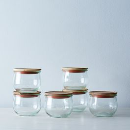 Weck Tulip Jars (Set of 6)