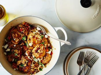 Mondays Are Hard, This One-Pot Chicken Recipe is Not (& It's Dinner!)