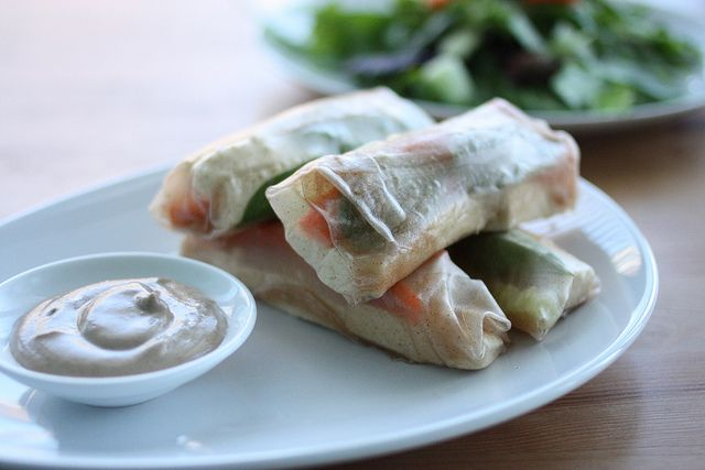 Summer Rolls from Food52