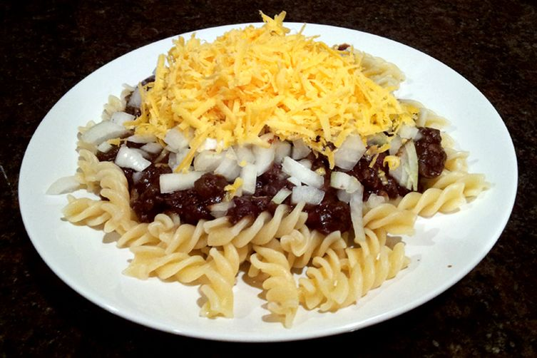 Five-Way Cincinnati Chili