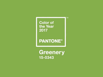 Do You Like Pantone's 2017 Color of the Year?