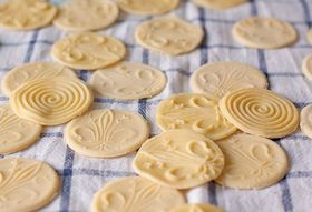 Embossed Pasta: The Ultimate Edible Craft Project